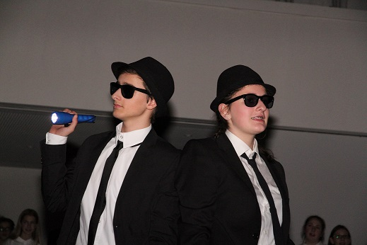 Musical Blues Brothers